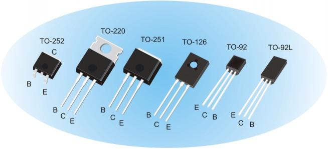 13003 транзистор схема