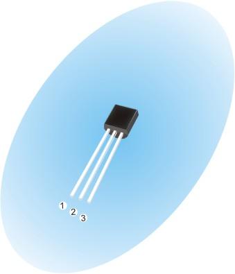 BC557 transistor  Parameters