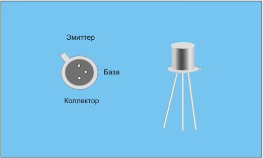 Транзисторы 2N2222 и A1015 - маркировка, цоколевка, основные ...