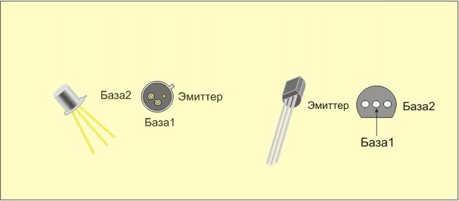 Корпус транзистора пластиковый