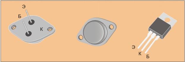 Транзисторы КТ818 - кремниевые