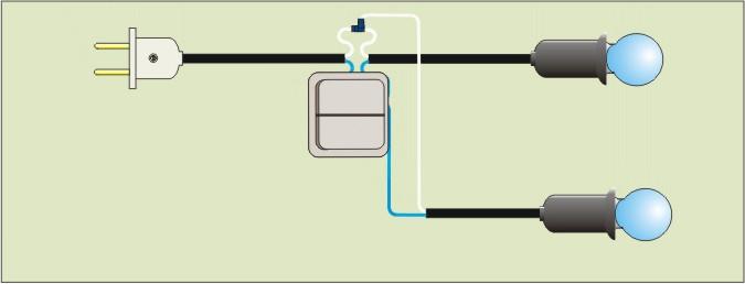 Электрическая схема нашего