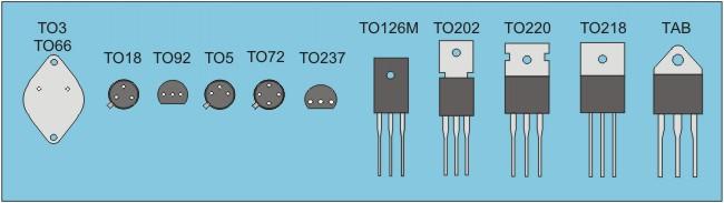Картинка таблица транзисторов герої